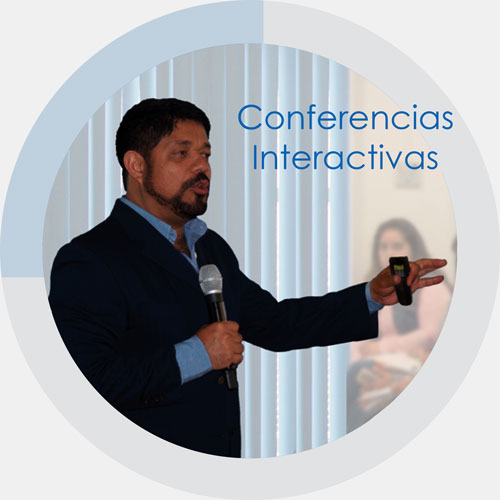 Conferencias interactivas
